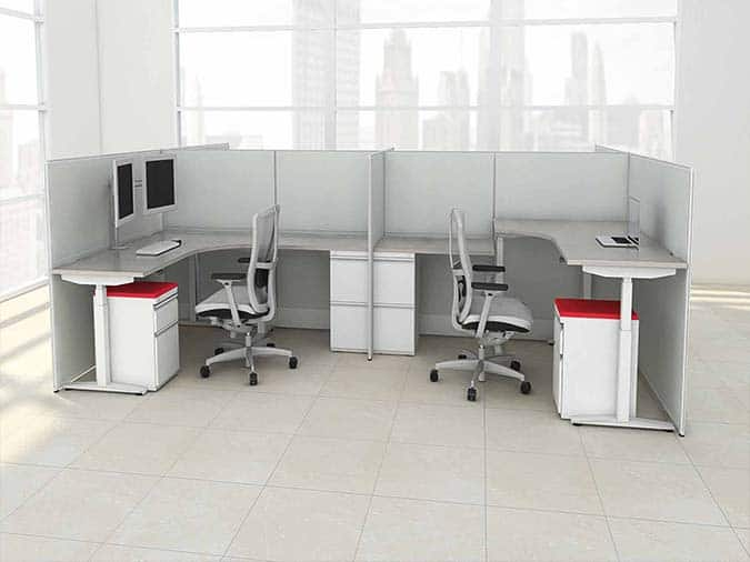 Efficient Office Design Technology Systems